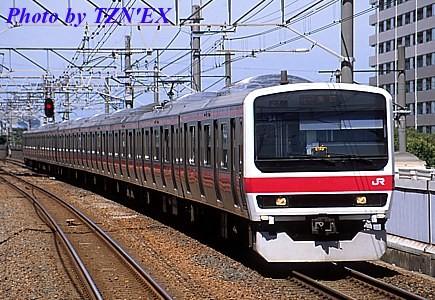 209系500番台ケヨ34編成