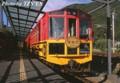 嵯峨野観光鉄道のトロッコ列車