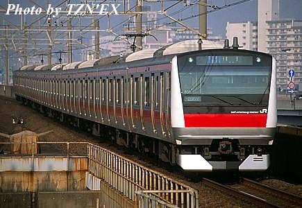 E233系5000番台ケヨ505編成
