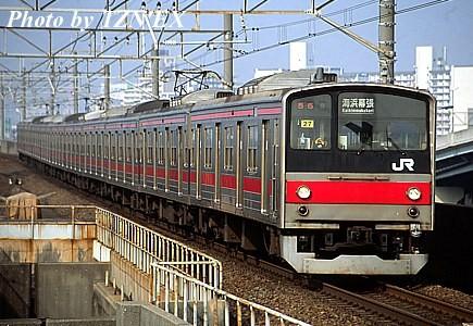 205系ケヨ27編成