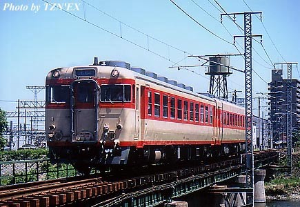 JR四国のキハ65