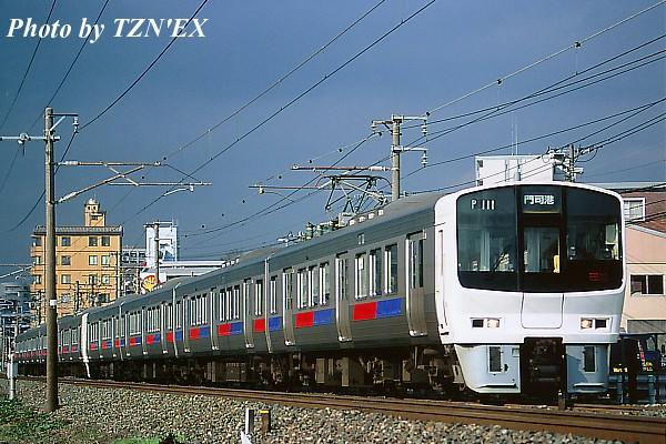 811系8連