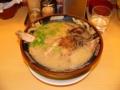 [20111230]「豚とろ」のチャーシュー麺