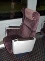 [20111231][787系]787系のグリーン車座席