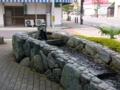 [20120815]西条市内の伊予銀行前にあるうちぬき