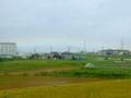 [20120917]車窓から見えた虹