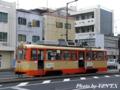 [20120917]モハ50形78(本町六丁目)