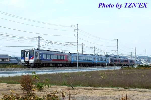 2000系・N2000系の特急「南風・うずしお」