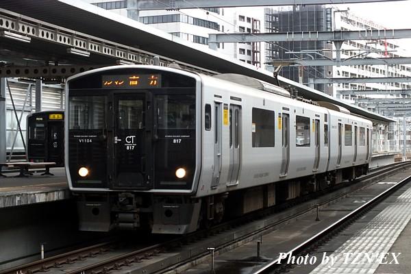 817系V1104編成
