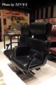 水戸岡鋭治の幸福な鉄道展で展示された885系の座席