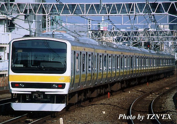 中央・総武線の209系500番台