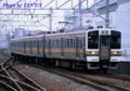 [211系]211系0番台の普通列車(2007-08-04 名古屋)