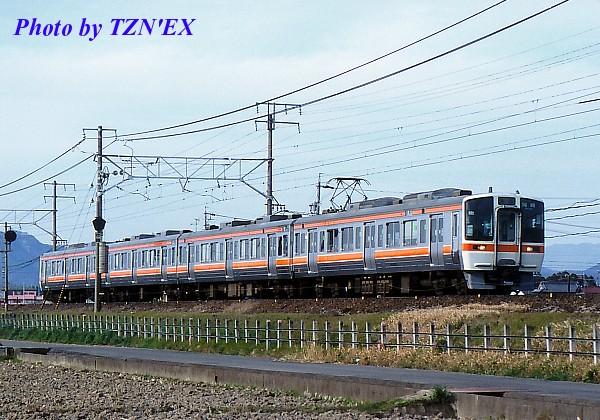 311系の普通列車