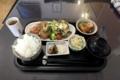 キッチンIGUCHIの生姜焼き定食