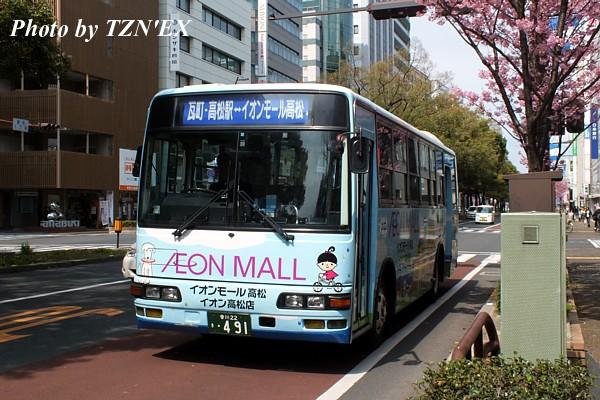 香川22 き・491