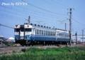 キハ65+キハ58の普通列車