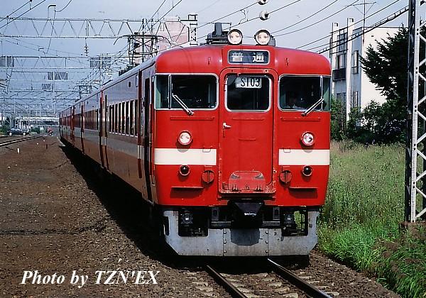 711系S103編成