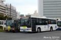 宇野バス岡山22 か32-70と岡山200 か11-88