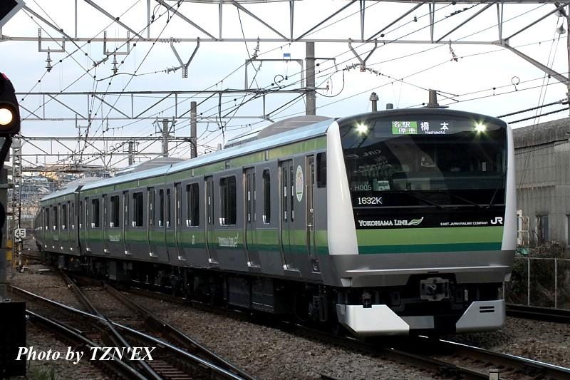 E233系6000番台H005編成
