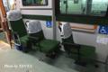 岡山200 か13-29 車椅子スペース部分