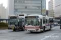 宇野バス・岡山22 か31-28と中鉄バス・岡山200 か12-41