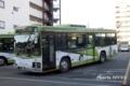 6025(ヤマノススメラッピングバス1号車)