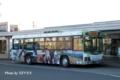 6183非公式側(ヤマノススメラッピングバス2号車)