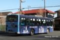 6155リア(ヤマノススメラッピングバス3号車)