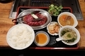 【八福】和牛ハラミ定食