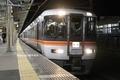 [373系]普通列車(2020-01-04)