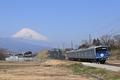 3505編成(富士山の日ヘッドマーク)