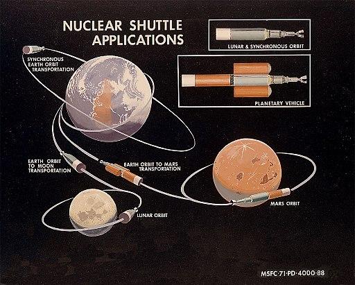 原子力宇宙船