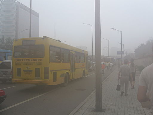 北京大気汚染