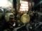 音もそうだが奏者も威圧感たっぷりだった東京高円寺連の鳴り物
