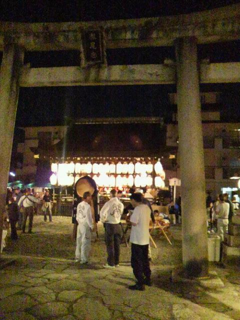 瀧尾神社 Takio-jinja Shrine