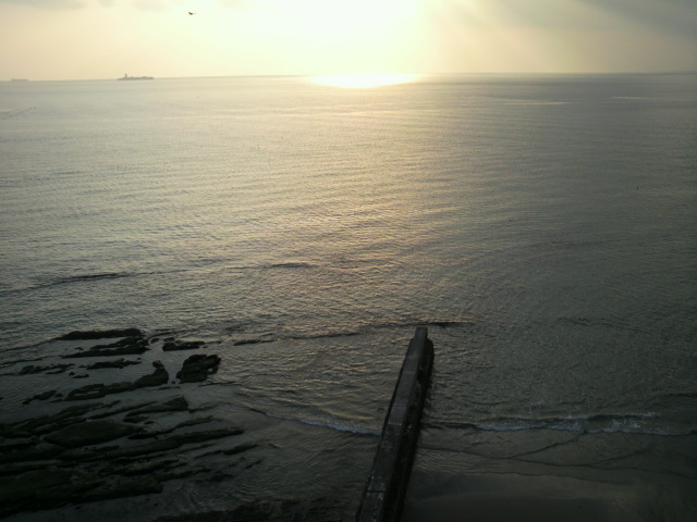 From Chita (知多) peninsula