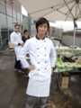 [Shanghai]和の鉄人?! / Real Japanese chef?!
