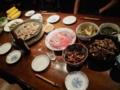 [Japan]Dinner my aunt cooked! 叔母が用意してくれた夕飯!