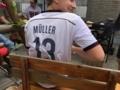 [2018][China]with Thomas Müller / 背番号13ミューラーと