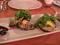 Grilled Octopus タコとマッシュポテトの前菜