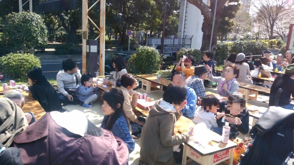 隅田川 お花見 桜