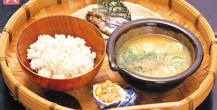 宮崎県の郷土料理の冷や汁