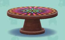 ポケ森の花火テーブル