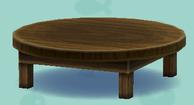 ポケ森の大きなちゃぶ台