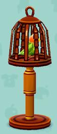 ポケ森の鳥かご