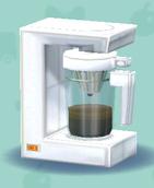 ポケ森のコーヒーメーカー