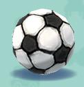 ポケ森のサッカーボール