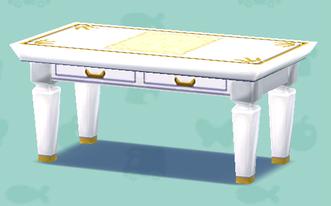 ポケ森のロイヤルなテーブル