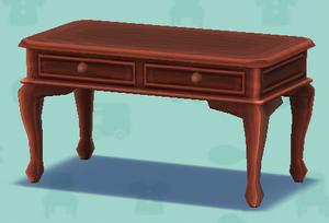 ポケ森のコンソールテーブル