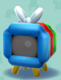 ポケ森のバルーンテレビ